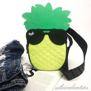 P I N K • Pineapple Lunch Bag